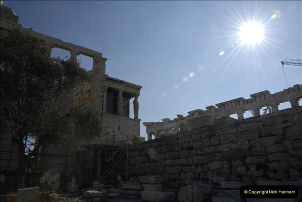 2011-11-01 The Parthenon, Acropolis, Athens.  (88)088