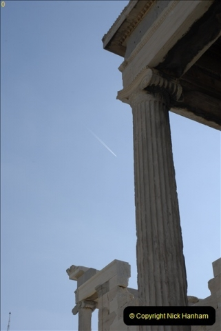 2011-11-01 The Parthenon, Acropolis, Athens.  (89)089