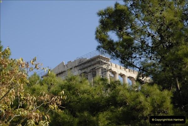 2011-11-01 The Parthenon, Acropolis, Athens.  (9)009