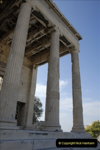 2011-11-01 The Parthenon, Acropolis, Athens.  (91)091