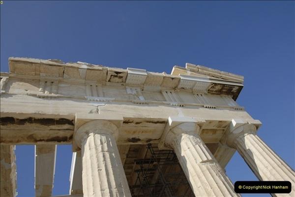 2011-11-01 The Parthenon, Acropolis, Athens.  (92)092