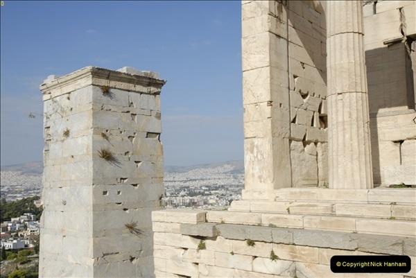 2011-11-01 The Parthenon, Acropolis, Athens.  (95)095