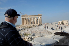 2011-11-01 The Parthenon, Acropolis, Athens.  (52)052