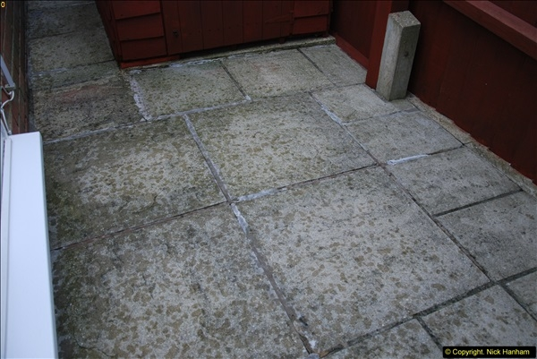 2015-04-28 Jet washing paths and outside house now finished.  (5)406