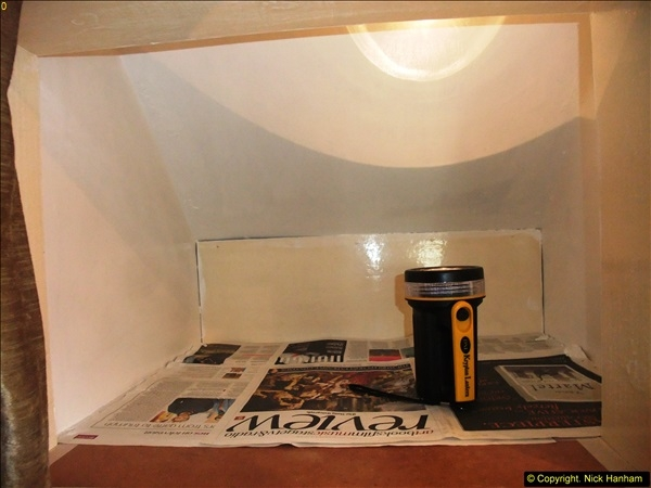 2015-06-29 The Hole in the Wall cupboard, Boiler House, Cellar decoration.  (15)496