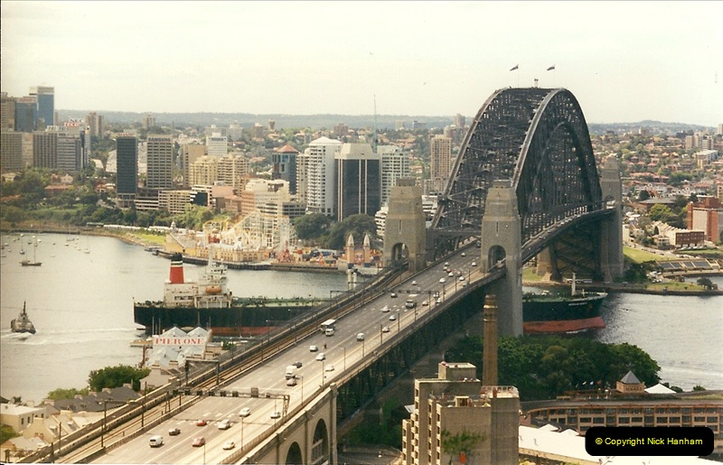 1996 Sydney, Australia (118) 118