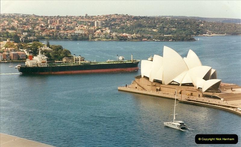 1996 Sydney, Australia (121) 121