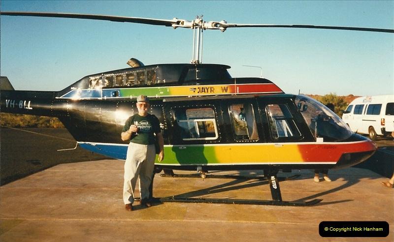 1996(T). Ayres Rock (Uluru) Australia  (180)181