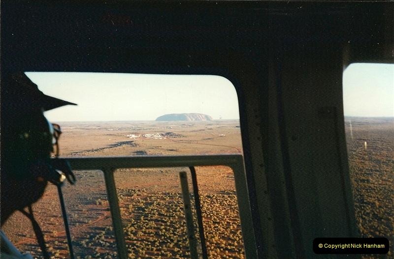 1996(T). Ayres Rock (Uluru) Australia  (181)182