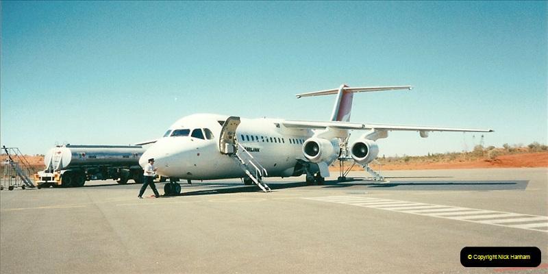 1996(T). Ayres Rock (Uluru) Australia  (185)186