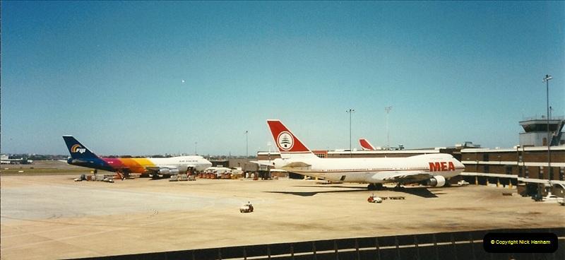 1996(T). Ayres Rock (Uluru) Australia  (190)191