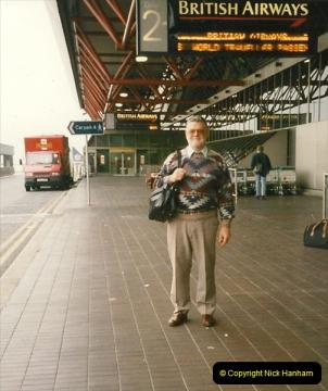 Hong Kong - Australia - Singapore February 1996