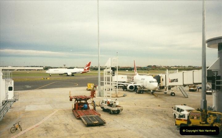 1996 Sydney, Australia (113) 113