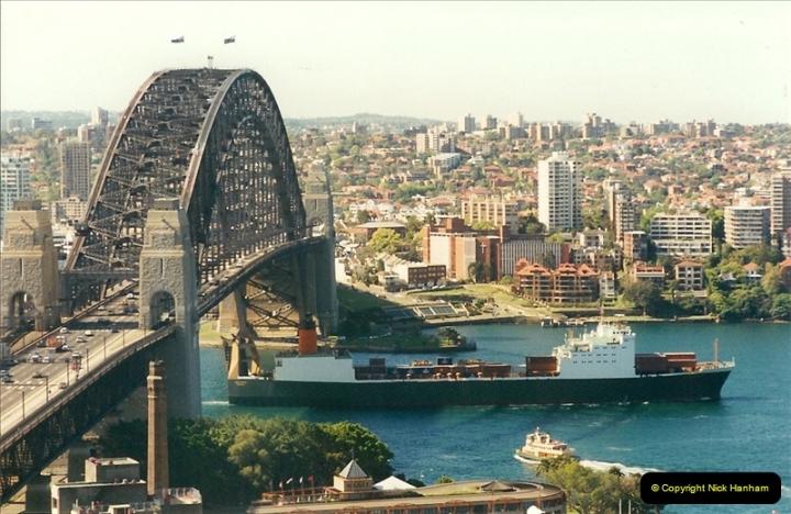 1996 Sydney, Australia (124) 124