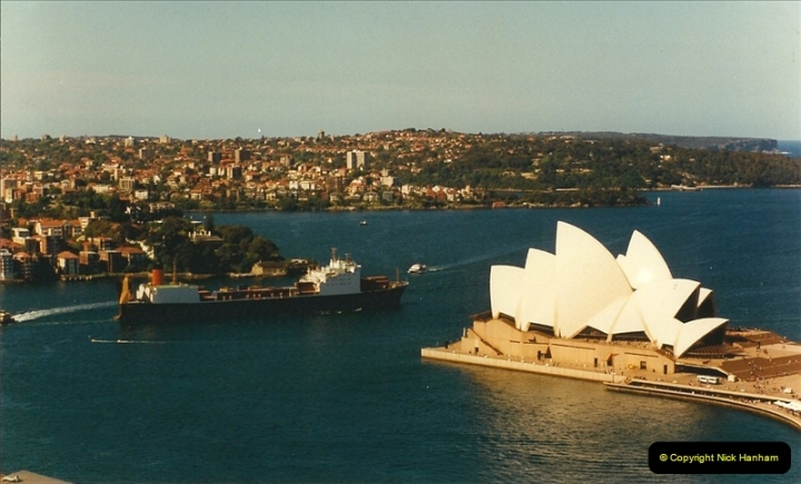 1996 Sydney, Australia (125) 125