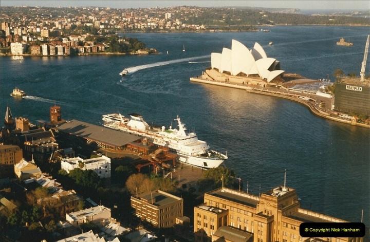 1996 Sydney, Australia (127) 127