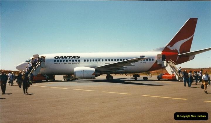 1996(T). Ayres Rock (Uluru) Australia  (173)174