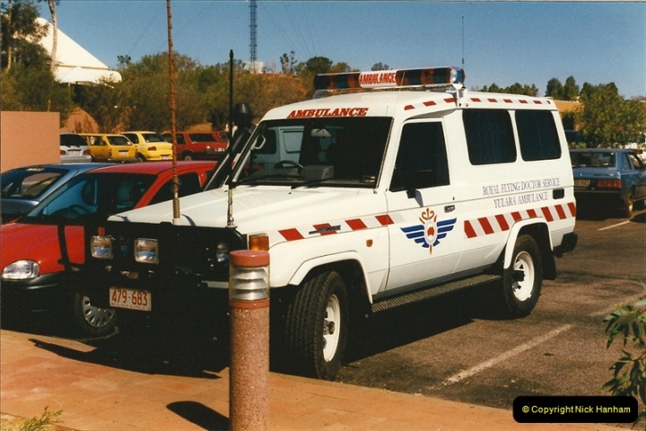 1996(T). Ayres Rock (Uluru) Australia  (174)175