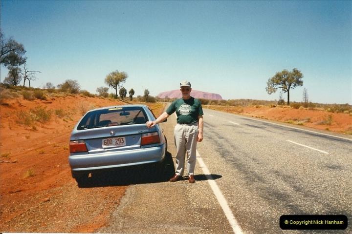 1996(T). Ayres Rock (Uluru) Australia  (177)178