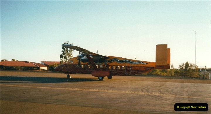 1996(T). Ayres Rock (Uluru) Australia  (178)179