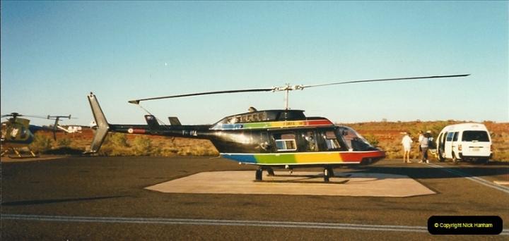 1996(T). Ayres Rock (Uluru) Australia  (179)180