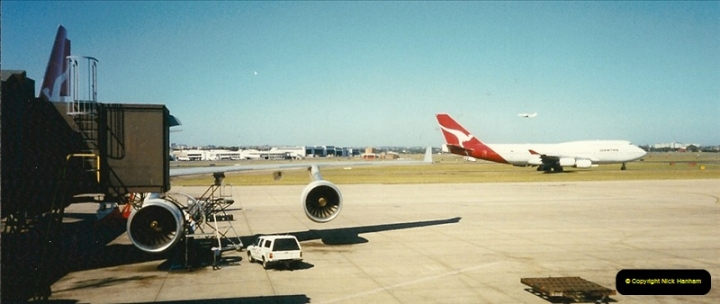1996(T). Ayres Rock (Uluru) Australia  (194)195
