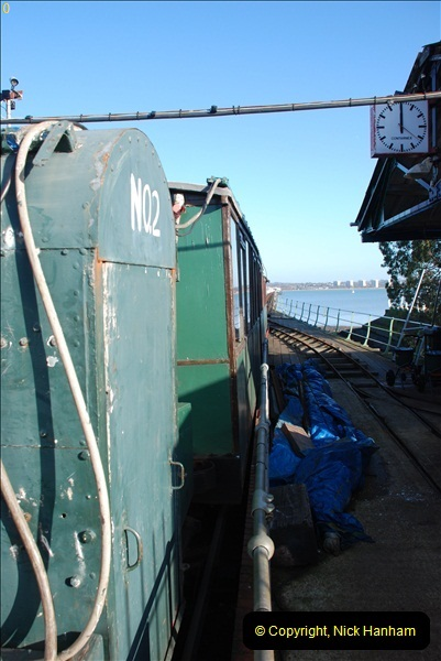 2012-01-27 Hythe, Hampshire. Pier Railway.  (15)15