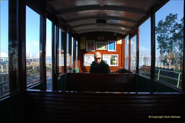 2012-01-27 Hythe, Hampshire. Pier Railway.  (20)20