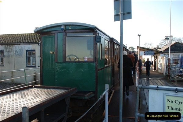 2012-01-27 Hythe, Hampshire. Pier Railway.  (23)23