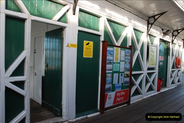 2012-01-27 Hythe, Hampshire. Pier Railway.  (31)31