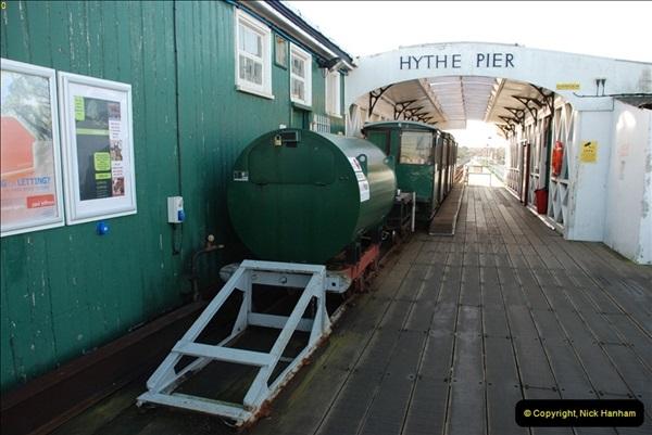 2012-01-27 Hythe, Hampshire. Pier Railway.  (33)33