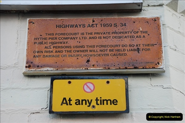 2012-01-27 Hythe, Hampshire. Pier Railway.  (4)04