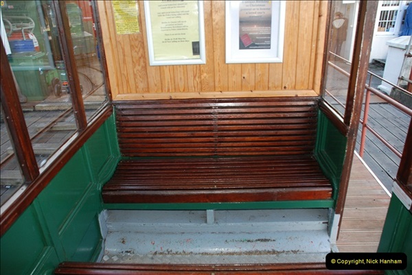 2012-01-27 Hythe, Hampshire. Pier Railway.  (42)42