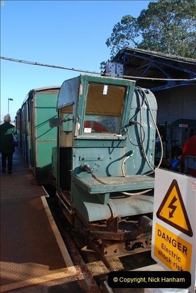 2012-01-27 Hythe, Hampshire. Pier Railway.  (8)08
