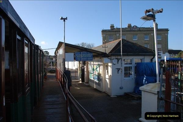 2012-01-27 Hythe, Hampshire. Pier Railway.  (10)10