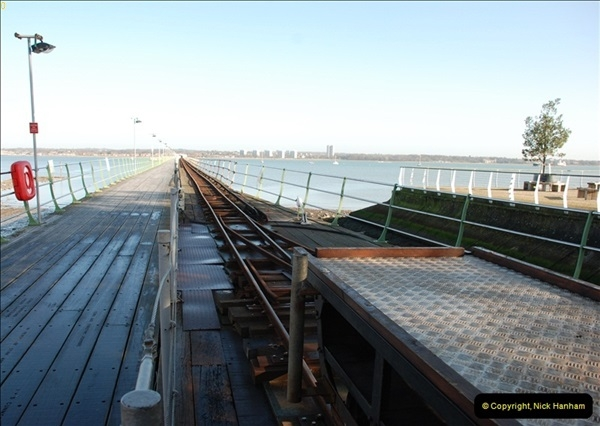 2012-01-27 Hythe, Hampshire. Pier Railway.  (25)25