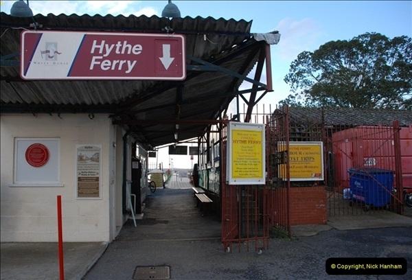 2012-01-27 Hythe, Hampshire. Pier Railway.  (3)03