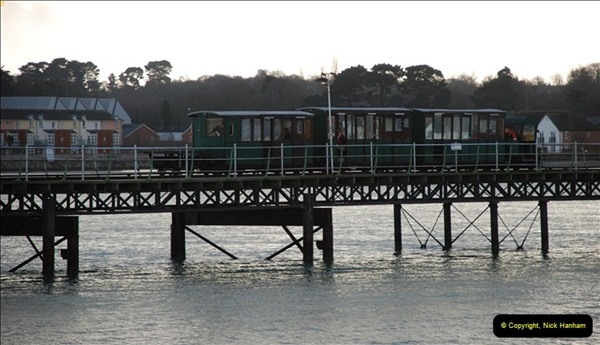 2012-01-27 Hythe, Hampshire. Pier Railway.  (34)34