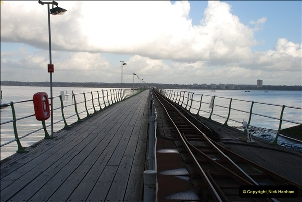 2012-01-27 Hythe, Hampshire. Pier Railway.  (43)43