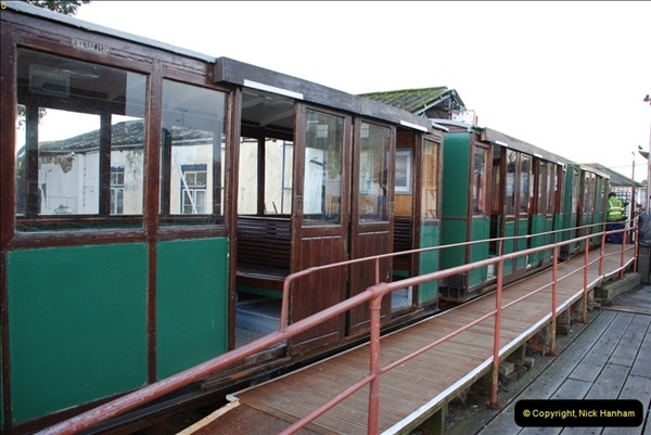 2012-01-27 Hythe, Hampshire. Pier Railway.  (44)44