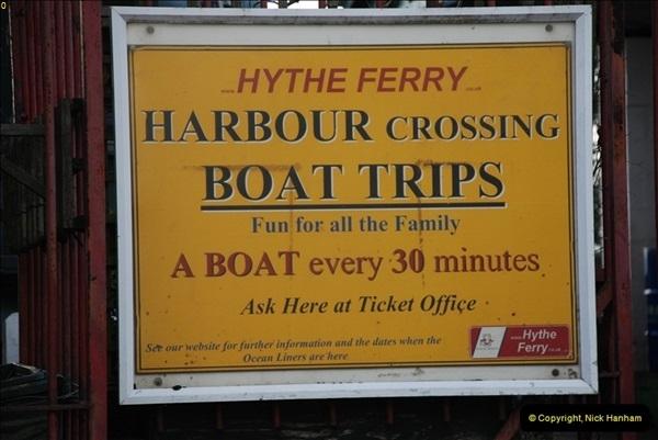 2012-01-27 Hythe, Hampshire. Pier Railway.  (6)06