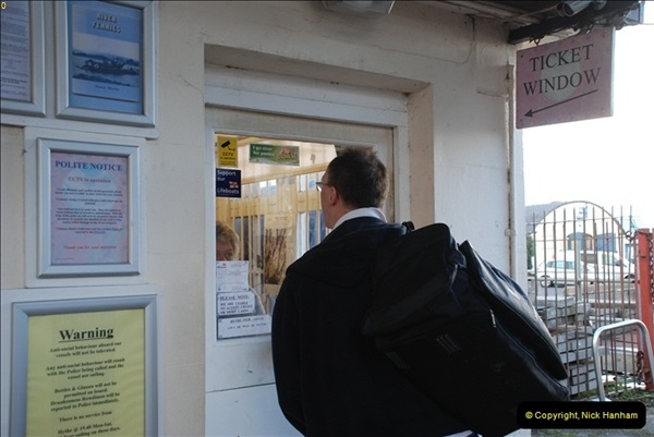 2012-01-27 Hythe, Hampshire. Pier Railway.  (7)07