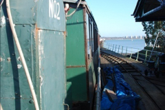 2012-01-27 Hythe, Hampshire. Pier Railway.  (15)15