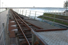 2012-01-27 Hythe, Hampshire. Pier Railway.  (37)37