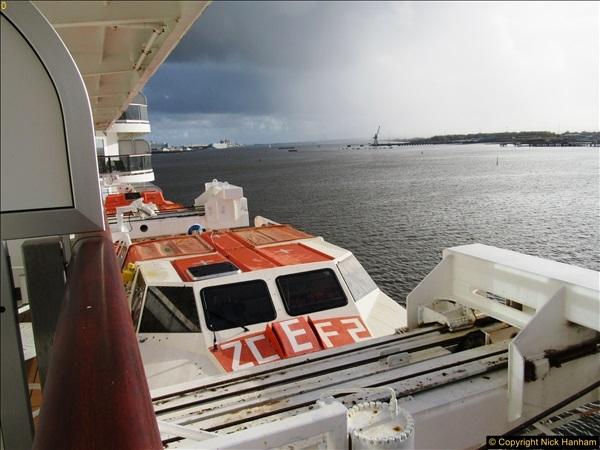 2016-11-22 to 23 Southampton & At Sea. (36)036