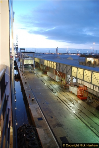 2016-11-22 to 23 Southampton & At Sea. (75)075