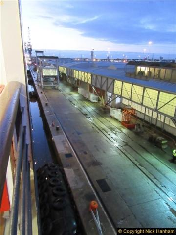 2016-11-22 to 23 Southampton & At Sea. (77)077