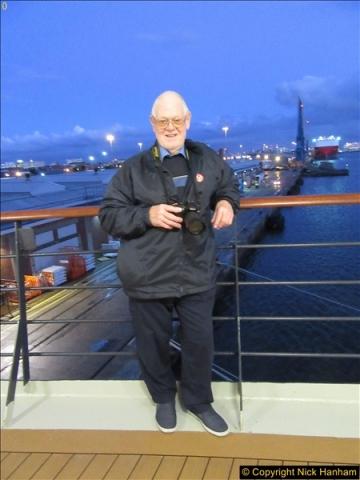 2016-11-22 to 23 Southampton & At Sea. (79)079