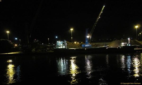 2016-11-22 to 23 Southampton & At Sea. (92)092