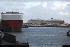 2016-11-22 to 23 Southampton & At Sea. (45)045